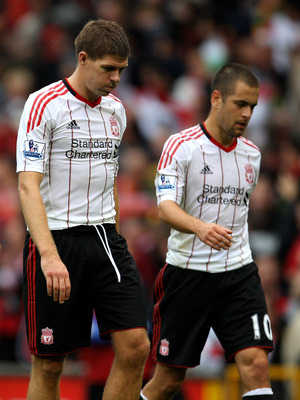 Cole and Gerrard couldn't inspire Liverpool to victory