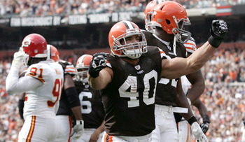 Peyton Hillis, rare bright spot for the Browns