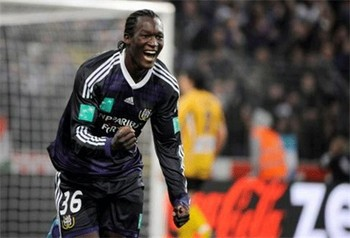 Lukaku, top scorer of the Belgian Pro League at age 16