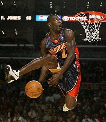 Jason Richardson.  Wow!