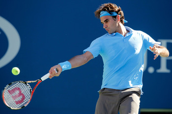 Federer is worth the price of admission