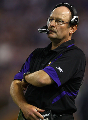 Brad Childress is the only Vikings Coach to recover from an 0-2 start to make the playoffs.