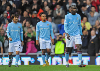 Yaya, Nige and David
