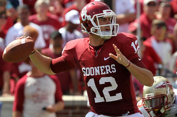 Landry Jones leads a highpowered Sooner offense