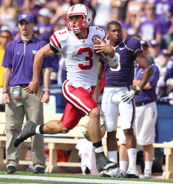 Taylor Martinez ran Nebraska to a 3-0 start