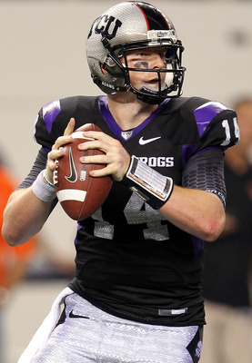 Andy Dalton leads the BCS-hungry Horned Frogs