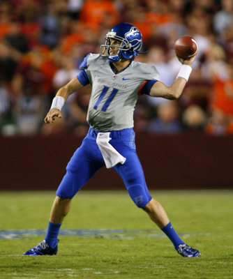 Kellen Moore leads the talented and experienced Bronco squad