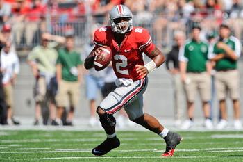 Terrelle Pryor has propelled the high-powered Buckeye offense