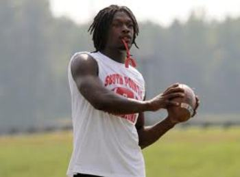 Jadeveon Clowney is the #1 ranked recruit in the Nation