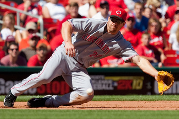 Rolen's resurgence makes Beltre unnecessary in Cincinnati.