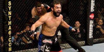 "Do you really have to ask why ""Lil' Arlovski"" would even be considered for Reality-TV? Look at the guy's face!"