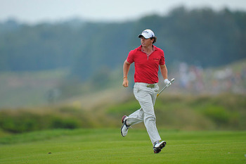 Rory McIlroy of Ireland