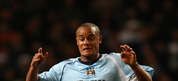 Kompany helped City win from the back
