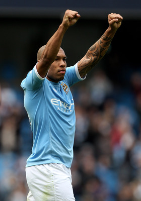 De Jong played a major role in City's victory