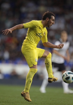 Santi Cazorla led his side to victory with two goals