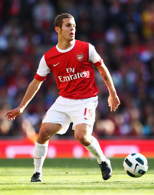 Jack Wilshere - the playmaker of the future for Arsenal