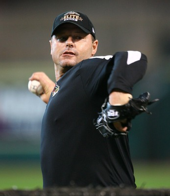 Roger Clemens was denied hardware in his best season