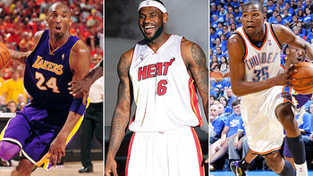 The Three Early MVP Favorites