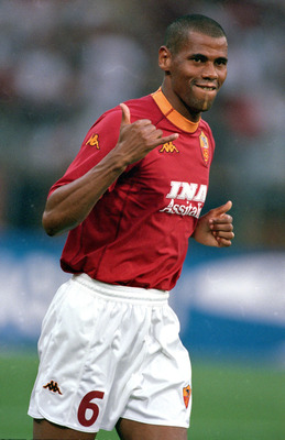 Aldair was a legendary Roma defender