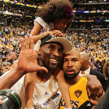 Where Would Ring Number 6 Put Kobe Bryant?
