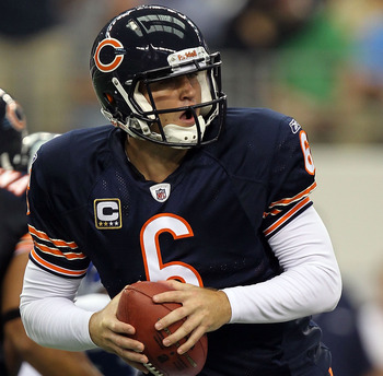 Cutler is trying to leave behind is dreadful 2009 season.