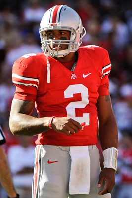 Ohio State QB Terrelle Pryor