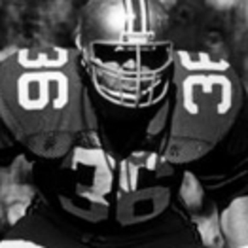 Marcus Marek was a linebacker for the 1980 Buckeyes