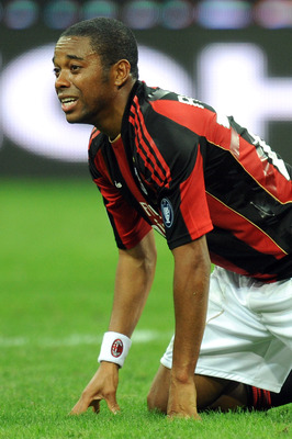 Robinho above Zidane...something is wrong.
