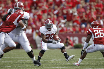 Mark Ingram will run all over the Gators Defense