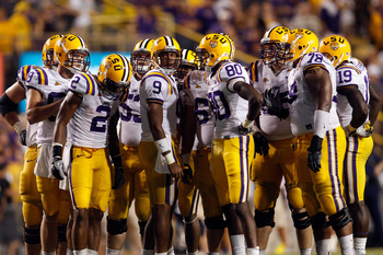 Is LSU a real BCS title threat?