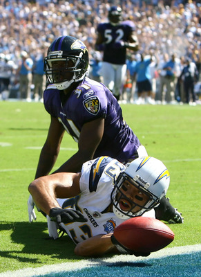 Washington helplessly watching Vincent Jackson stretch into the endzone for a touchdown