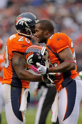 Brian Dawkins and Champ Bailey