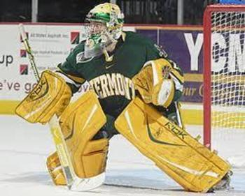 Goaltender Rob Madore - taken from sportsofboston.com