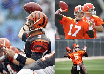 Ohio NFL Quarterbacks