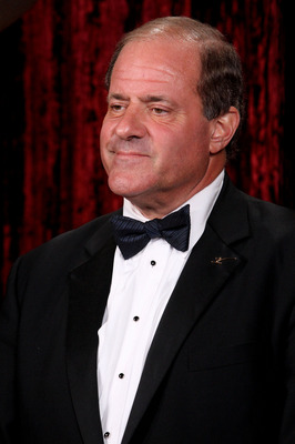 LOS ANGELES, CA - JULY 14:  ESPN talent Chris Berman speaks backstage during the 2010 ESPY Awards at Nokia Theatre L.A. Live on July 14, 2010 in Los Angeles, California.  (Photo by Alexandra Wyman/Getty Images for ESPY)