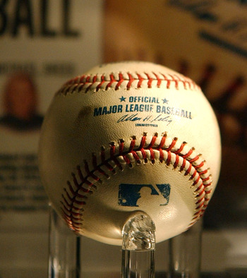 "The infamous ""Bartman Ball"" which might've also affected the NFL that year."