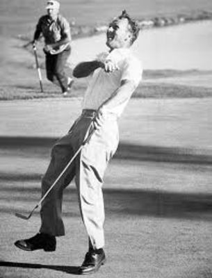 Arnold Palmer, circa 1966
