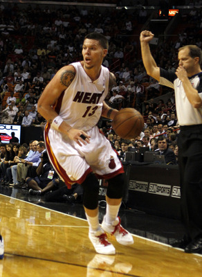Hey Mikey!  Mike Miller finally started shooting again!  Where was this the past two years, Mr. Miller?