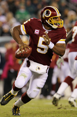 It's still weird to see McNabb in a Redskins uniform