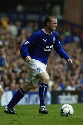 Rooney was perhaps better at 18 than he is at 25