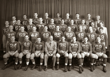 The 1947 Michigan Wolverines.