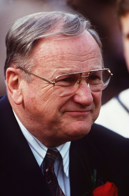 Bo Schembechler was miffed at the Big Ten athletic directors' decision to send Ohio State to Rose Bowl. The two teams played  to a 10-10 tie at the conclusion of the 1973 season.