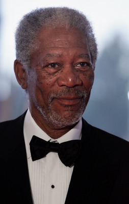 BARCELONA, SPAIN - APRIL 02: Actor Morgan Freeman arrives at the awards ceremony during the Laureus Sports Awards at the Palau Sant Jordi on April 2, 2007 in Barcelona, Spain.   (Photo by Bruno Vincent/Getty Images for Laureus)