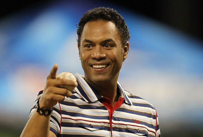Roberto Alomar has been accused of knowingly having unprotected sex while ...