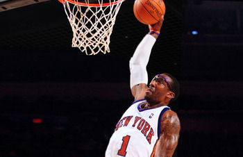 With an abundance of All-Star forwards in the West, will Amare be a shoe-in?
