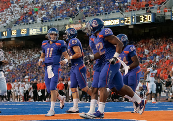 Can The Broncos Stay Unblemished En Route to Nevada?