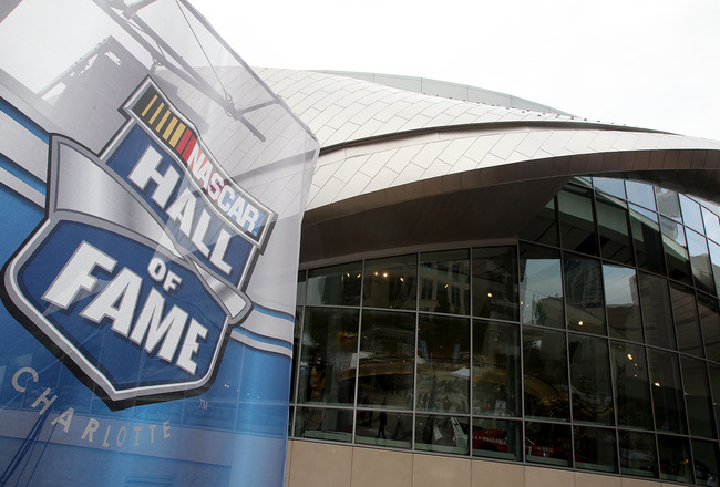 CHARLOTTE, NC - MAY 11:  A general view of the NASCAR Hall of Fame Grand Opening at the NASCAR Hall of Fame on May 11, 2010 in Charlotte, North Carolina.  (Photo by Streeter Lecka/Getty Images for NASCAR Hall of Fame)