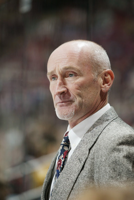 Craig Ramsay was hired by the Atlanta Thrashers on June 24, 2010.