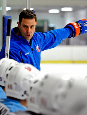 Scott Gordon was hired as Head Coach of the New York Islanders on August 12, 2008
