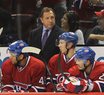 Jacques Martin was named Head Coach of the Montreal Canadiens on June 1, 2009.